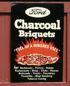 Ford charcoal
